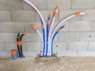 Incorporation de tubes